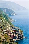 Vernazza, Province of La Spezia, Cinque Terre, Liguria, Italy Stock Photo - Premium Royalty-Free, Artist: Chris Hendrickson, Code: 600-02828614