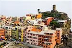 Vernazza, Province of La Spezia, Cinque Terre, Liguria, Italy Stock Photo - Premium Royalty-Free, Artist: Chris Hendrickson, Code: 600-02828615