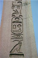 egyptian hieroglyphics - Egyptian obelisk, Istanbul, Turkey, Europe    Stock Photo - Premium Rights-Managednull, Code: 841-02830835