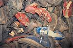 Prisoners' shoes, Auschwitz, Makopolska, Poland, Europe    Stock Photo - Premium Rights-Managed, Artist: Robert Harding Images, Code: 841-02831359