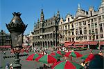 Grand Place, UNESCO World Heritage Site, Brussels, Belgium, Europe    Stock Photo - Premium Rights-Managed, Artist: Robert Harding Images, Code: 841-02831519
