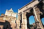 Arch of Septimus Severus, Forum, Rome, Lazio, Italy, Europe    Stock Photo - Premium Rights-Managed, Artist: Robert Harding Images, Code: 841-02831952
