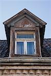 Gable Window, Bergheim, Germany