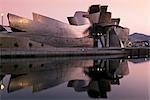Guggenheim Museum, Bilbao, Spain Stock Photo - Premium Rights-Managed, Artist: Siephoto, Code: 700-02833428
