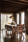 Cottage Interior, Ontario, Canada Stock Photo - Premium Rights-Managed, Artist: Derek Shapton, Code: 700-02833433