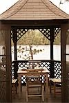 Gazebo, Ontario, Canada Stock Photo - Premium Rights-Managed, Artist: Derek Shapton, Code: 700-02833435