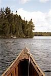 Canoe, Temagami, Ontario, Canada Stock Photo - Premium Rights-Managed, Artist: Derek Shapton, Code: 700-02833463