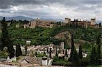 The Alhambra, Granada, Andalucia, Spain Stock Photo - Premium Rights-Managed, Artist: Jochen Schlenker, Code: 700-02833871