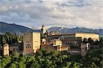 The Alhambra, Granada, Andalucia, Spain Stock Photo - Premium Rights-Managed, Artist: Jochen Schlenker, Code: 700-02833877