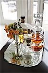 Still Life of Decanter Stock Photo - Premium Rights-Managed, Artist: James Tse, Code: 700-02834017