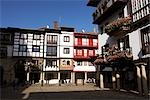 Buildings, San Nicolas, Basque Country, Spain Stock Photo - Premium Rights-Managed, Artist: George Simhoni, Code: 700-02834080