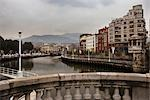 Nervion River, Bilbao, Basque Country, Spain Stock Photo - Premium Rights-Managed, Artist: George Simhoni, Code: 700-02834087