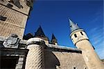 Alcazar of Segovia, Segovia, Segovia Province, Castilla y Leon, Spain Stock Photo - Premium Rights-Managed, Artist: George Simhoni, Code: 700-02834101