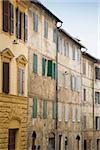 A street in siena Stock Photo - Premium Royalty-Freenull, Code: 614-02838091