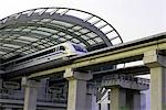 Maglev train, Shanghai Stock Photo - Premium Rights-Managed, Artist: Asia Images, Code: 849-02860895