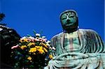 Japan, Kamakura, Kotoku-in Temple, Daibutsu, Buddha (1495) Stock Photo - Premium Rights-Managed, Artist: Asia Images, Code: 849-02864619