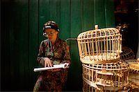 Indonesia, Java, Yogyakarta bird market Stock Photo - Premium Rights-Managednull, Code: 849-02866425