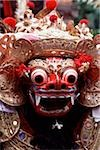 Indonesia, Bali, Mask used in theatrical, ceremonial performances. Stock Photo - Premium Rights-Managed, Artist: Asia Images, Code: 849-02867052