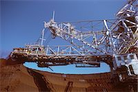 Brown Coal Mining, Bucket Excavator, LaTrobe Valley, Australia Stock Photo - Premium Royalty-Freenull, Code: 600-02886053