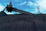 Black Coal Mining, Coal Reclaimer