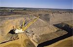 Black Coal Mining, Dragline Removing Overburden, Australia Stock Photo - Premium Royalty-Free, Artist: Koolstock, Code: 600-02886594