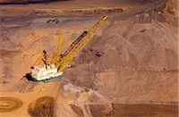 Black Coal Mining, Dragline Removing Overburden, Australia Stock Photo - Premium Royalty-Freenull, Code: 600-02886595