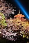Kiyomizu Temple, Kyoto, Kyoto Prefecture, Kansai, Honshu, Japan