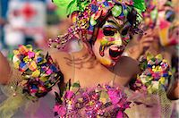 pictures philippine festivals philippines - Portrait of a masked dancer at Mardi Gras carnival, in Iloilo City on Panay Island, Philippines, Southeast Asia, Asia Stock Photo - Premium Rights-Managednull, Code: 841-02899063