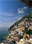 Positano and Santa Maria dell Assunta, Costiera Amalfitana (Amalfi Coast), UNESCO World Heritage Site, Campania, Italy, Europe Stock Photo - Premium Rights-Managed, Artist: Robert Harding Images, Code: 841-02899676