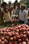 Onions for sale, India, Asia Stock Photo - Premium Rights-Managed, Artist: Robert Harding Images, Code: 841-02900361