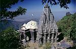 Jain Holy Hill and Temple complex, Mount Girnar, Junagadh (Junagarh) , Gujarat, India Stock Photo - Premium Rights-Managed, Artist: Robert Harding Images, Code: 841-02900469