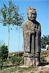 Tang statue at the Chunling Tombs, ten kilometers northwest of Xian, China, Asia Stock Photo - Premium Rights-Managed, Artist: Robert Harding Images, Code: 841-02901115