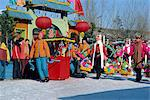 New Year celebrations in northern China, Asia Stock Photo - Premium Rights-Managed, Artist: Robert Harding Images, Code: 841-02901149