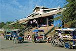 Central Market, Luang Prabang, Laos, Indochina, Southeast Asia, Asia Stock Photo - Premium Rights-Managed, Artist: Robert Harding Images, Code: 841-02901356