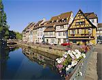 Petite Venise, Colmar, Alsace, France, Europe Stock Photo - Premium Rights-Managed, Artist: Robert Harding Images, Code: 841-02901527