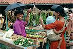 People in the market in Jakarta, Java, Indonesia, Southeast Asia, Asia Stock Photo - Premium Rights-Managed, Artist: Robert Harding Images, Code: 841-02901900