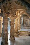 Dillawara temple, Mount Abu, Rajasthan state, India, Asia Stock Photo - Premium Rights-Managed, Artist: Robert Harding Images, Code: 841-02901913
