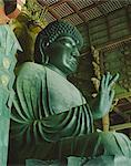 Buddha statue, Todaiji Temple, Nara, Honshu, Japan, Asia Stock Photo - Premium Rights-Managed, Artist: Robert Harding Images, Code: 841-02902525
