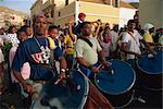 Mardi Gras festival, Mindelo City, Sao Vicente Island, Cape Verde Islands, Africa Stock Photo - Premium Rights-Managed, Artist: Robert Harding Images, Code: 841-02903298