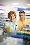 Pharmacist Helping Customer Stock Photo - Premium Rights-Managed, Artist: Brian Pieters, Code: 700-02912450