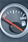 Fuel Gauge Stock Photo - Premium Rights-Managed, Artist: Jean-Christophe Riou, Code: 700-02912536