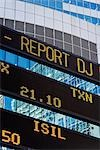 Trading Board, Times Square, Manhattan, New York, New York, USA Stock Photo - Premium Rights-Managed, Artist: Rudy Sulgan, Code: 700-02912891