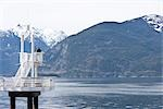 Ferry Dock, Porteau Cove, Squamish, British Columbia, Canada Stock Photo - Premium Royalty-Free, Artist: John Lee, Code: 600-02912910