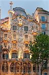 Casa Batilo, Barcelona, Catalonia, Spain Stock Photo - Premium Rights-Managed, Artist: JW, Code: 700-02912951