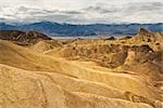 Zabriskie Point, Death Valley National Park, California, USA                                                                                                                                             Stock Photo - Premium Rights-Managed, Artist: Rudy Sulgan              , Code: 700-02913196