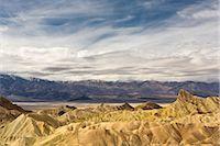 Zabriskie Point, Death Valley National Park, California, USA Stock Photo - Premium Rights-Managednull, Code: 700-02913197