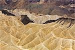 Badlands in Death Valley National Park, California, USA