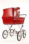 Nostalgic pram, full shot Stock Photo - Premium Rights-Managed, Artist: F1Online, Code: 853-02913647