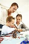 Children doing crafts Stock Photo - Premium Rights-Managed, Artist: F1Online, Code: 853-02913813