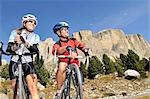 Biker, Trentino Alto Adige italy Stock Photo - Premium Rights-Managed, Artist: F1Online, Code: 853-02914248